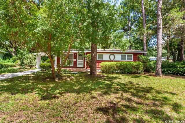 517 NW 36TH Street, Gainesville, FL 32607 (MLS #446704) :: Abraham Agape Group