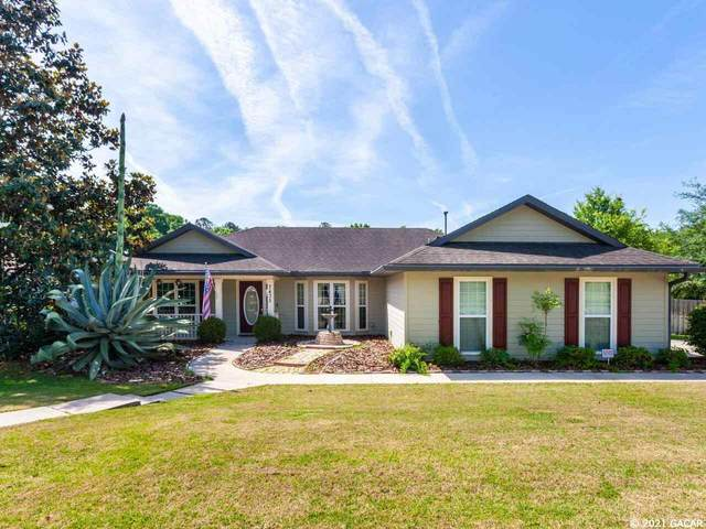 7435 NW White Oaks Road, Alachua, FL 32615 (MLS #446706) :: Rabell Realty Group