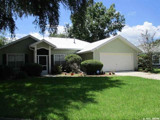 11129 NW 38th Lane, Gainesville, FL 32606 (MLS #446707) :: Abraham Agape Group