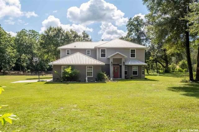 4161 NE 185 Avenue, Williston, FL 32696 (MLS #446720) :: Abraham Agape Group