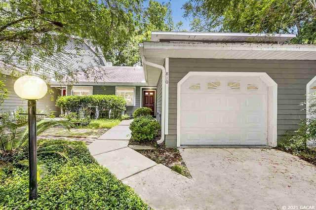 810 SW 51st Way, Gainesville, FL 32607 (MLS #446729) :: Abraham Agape Group