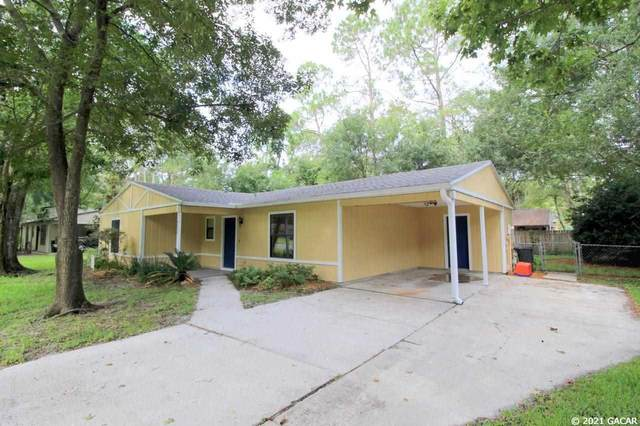 4620 NW 27th Terrace, Gainesville, FL 32605 (MLS #446734) :: Abraham Agape Group