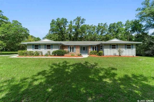 316 SW 165TH Street, Newberry, FL 32669 (MLS #446735) :: Abraham Agape Group