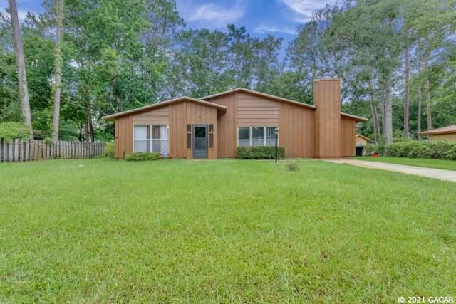 5520 NW 23rd Terrace, Gainesville, FL 32653 (MLS #446753) :: Abraham Agape Group