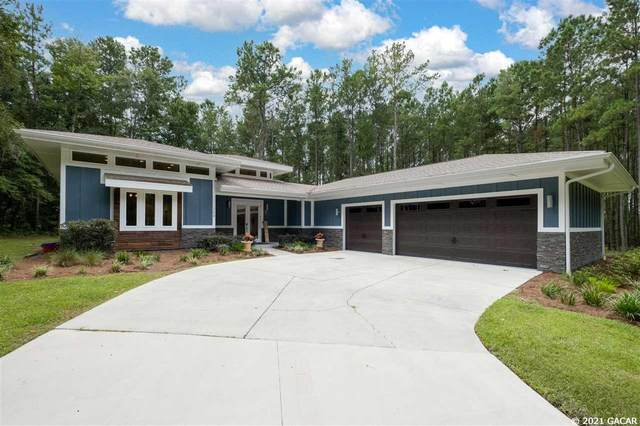 304 NW 110TH Drive, Gainesville, FL 32607 (MLS #446763) :: Abraham Agape Group
