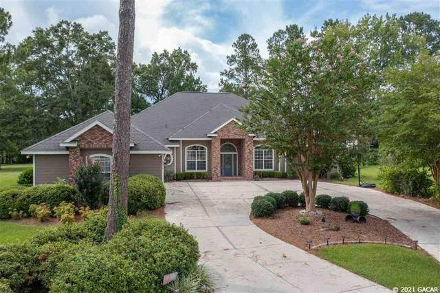 6574 NW 115th Lane, Alachua, FL 32615 (MLS #446782) :: Rabell Realty Group