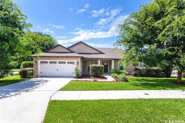 11917 NW 14th Road, Gainesville, FL 32606 (MLS #446783) :: Abraham Agape Group