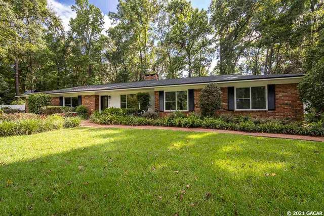 9321 NW 11th Place, Gainesville, FL 32606 (MLS #446792) :: Abraham Agape Group