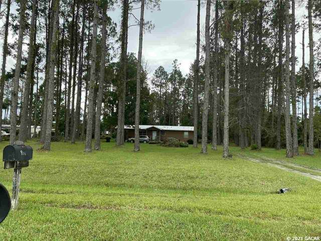 9111 Nw 222nd Ave Avenue, Alachua, FL 32615 (MLS #446799) :: Rabell Realty Group