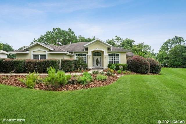 6035 NW 105th Place, Alachua, FL 32625 (MLS #446802) :: Rabell Realty Group