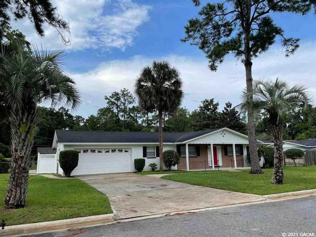 4526 NW 32nd Avenue, Gainesville, FL 32606 (MLS #446819) :: Abraham Agape Group