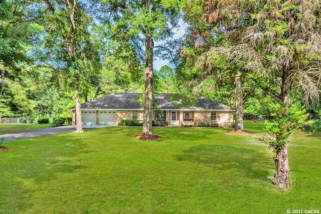 7611 NW 179TH Street, Alachua, FL 32615 (MLS #446829) :: Rabell Realty Group