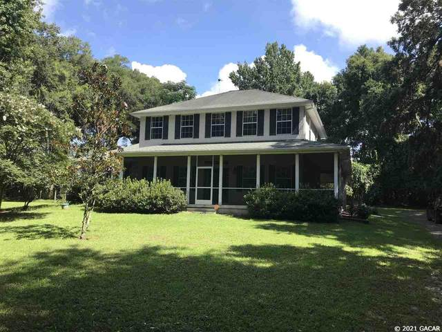 122 Heartwood Place, Florahome, FL 32140 (MLS #446832) :: The Curlings Group