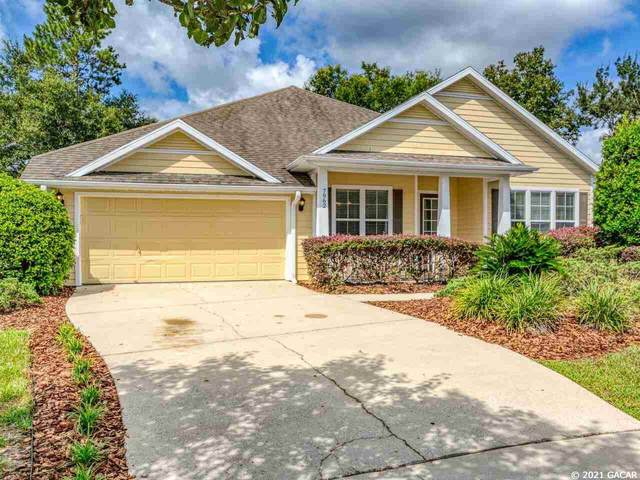 7962 SW 85th Terrace, Gainesville, FL 32608 (MLS #446841) :: Rabell Realty Group