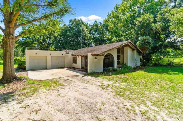 11151 NE 55TH Court, Anthony, FL 32617 (MLS #446842) :: Rabell Realty Group