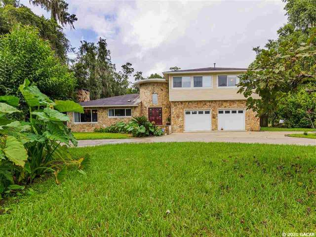 2358 NW 16th Avenue, Gainesville, FL 32605 (MLS #447024) :: The Curlings Group
