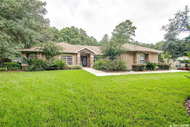 4129 NW 186TH Street, Newberry, FL 32669 (MLS #447059) :: The Curlings Group