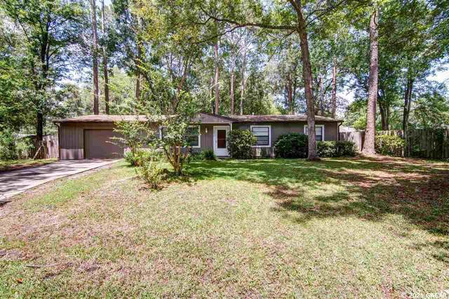 2612 NW 47TH Place, Gainesville, FL 32605 (MLS #447062) :: The Curlings Group