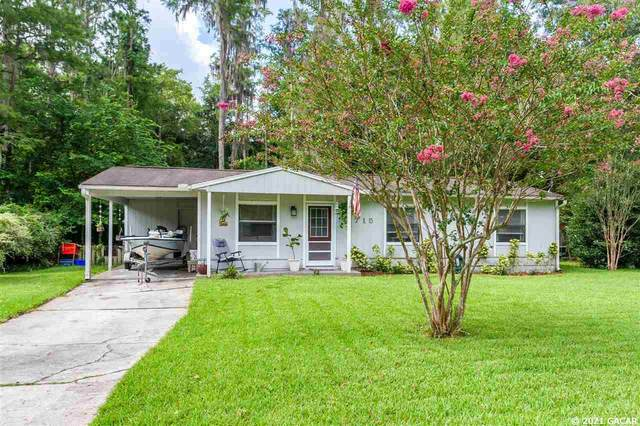 2715 NW 45th Place, Gainesville, FL 32605 (MLS #447067) :: The Curlings Group