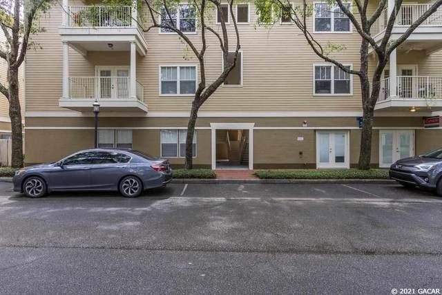 4820 SW 91st Terrace Q301, Gainesville, FL 32608 (MLS #447083) :: Better Homes & Gardens Real Estate Thomas Group