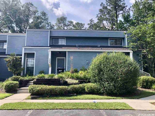 5424 NW 9th Lane, Gainesville, FL 32605 (MLS #447086) :: The Curlings Group