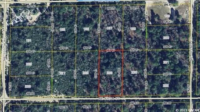 101yy NE 85th Street, Bronson, FL 32618 (MLS #447087) :: Abraham Agape Group