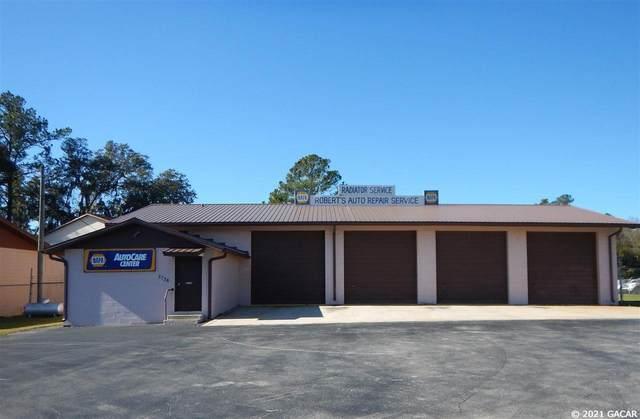 2726 SW Main Boulevard, Lake City, FL 32025 (MLS #447119) :: Abraham Agape Group