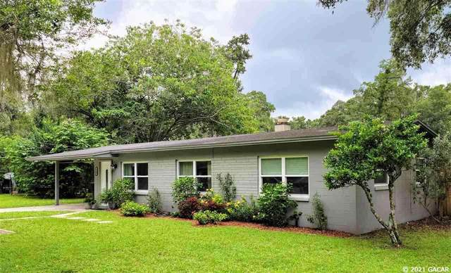 2403 NW 47th Terrace, Gainesville, FL 32606 (MLS #447133) :: The Curlings Group