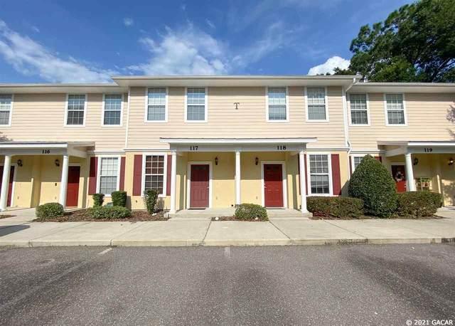 2508 SW 35TH Place #117, Gainesville, FL 32608 (MLS #447175) :: Abraham Agape Group