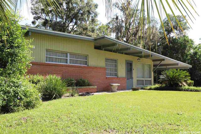 3540 NW 34th Place, Gainesville, FL 32605 (MLS #447199) :: The Curlings Group