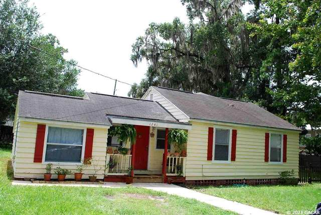 1241 NW 35th Avenue, Gainesville, FL 32609 (MLS #447244) :: The Curlings Group