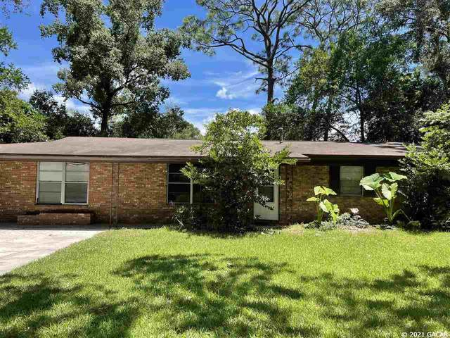 4021 NW 20th Drive, Gainesville, FL 32605 (MLS #447250) :: Abraham Agape Group