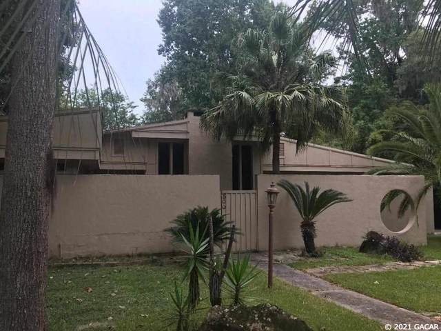 500 NW 101 Street, Gainesville, FL 32607 (MLS #447265) :: The Curlings Group