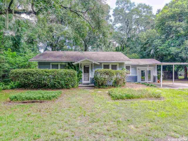 806 NW 33rd Avenue, Gainesville, FL 32609 (MLS #447320) :: The Curlings Group