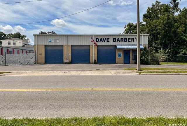310 NW 6TH Street, Gainesville, FL 32601 (MLS #447431) :: Abraham Agape Group