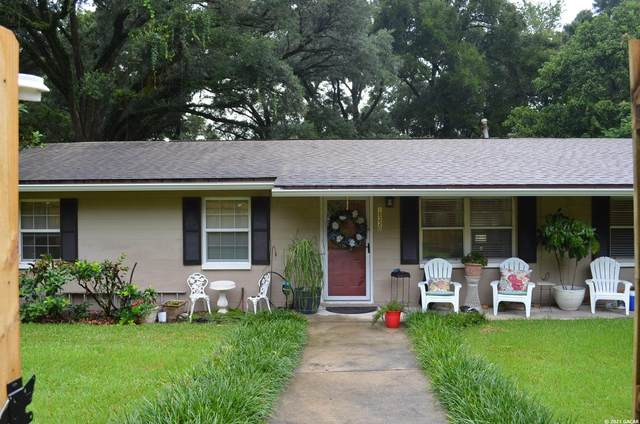 15220 NW 134 Terrace, Alachua, FL 32615 (MLS #447441) :: The Curlings Group