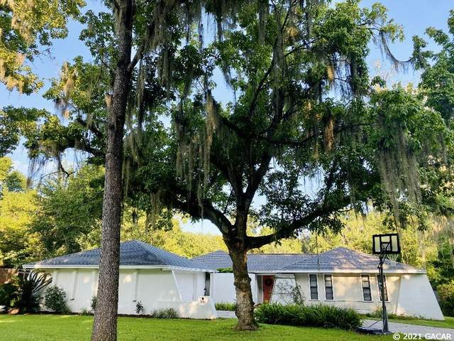 514 NW 102ND Terrace, Gainesville, FL 32607 (MLS #447444) :: The Curlings Group