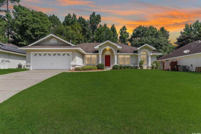 10628 NW 9TH Avenue, Gainesville, FL 32606 (MLS #447479) :: The Curlings Group