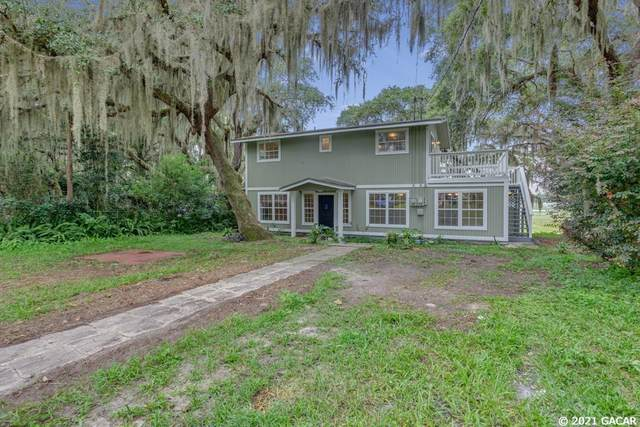 6608 Woodland Drive, Keystone Heights, FL 32656 (MLS #447483) :: The Curlings Group