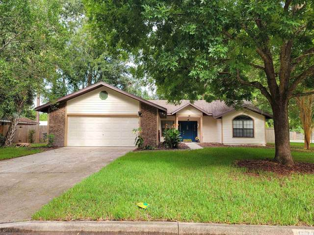6717 NW 37th Terrace, Gainesville, FL 32653 (MLS #447506) :: The Curlings Group