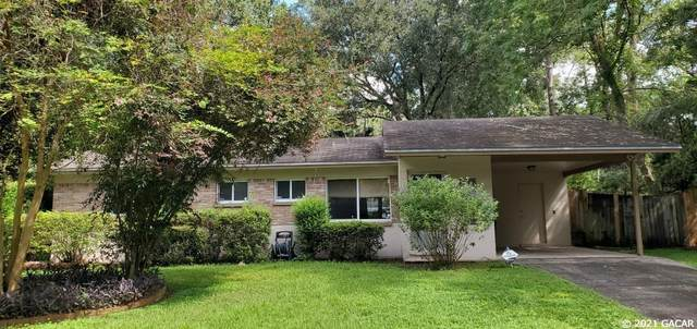 4104 NW 17th Avenue, Gainesville, FL 32605 (MLS #447541) :: The Curlings Group