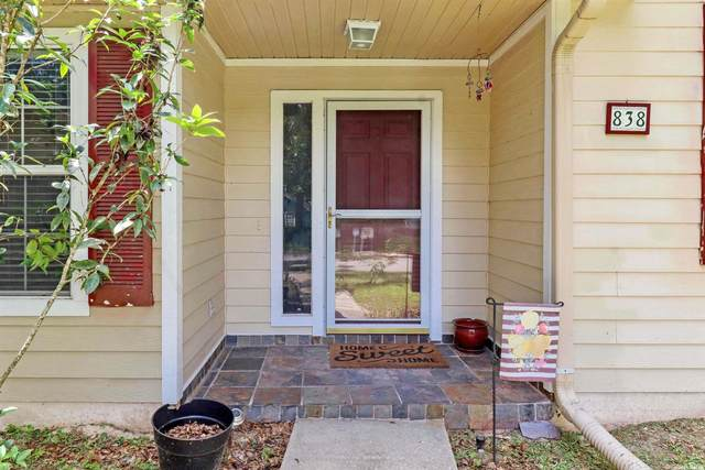 838 NW 113 Terrace, Gainesville, FL 32606 (MLS #447546) :: The Curlings Group