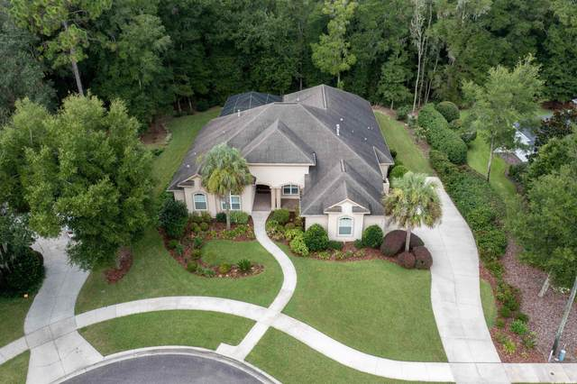 3840 SW 106th Street, Gainesville, FL 32608 (MLS #447559) :: The Curlings Group