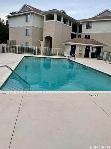 3921 SW 34th Street #314, Gainesville, FL 32608 (MLS #447572) :: Abraham Agape Group