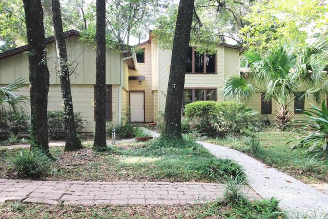 7805 SW 19TH Place, Gainesville, FL 32607 (MLS #447582) :: The Curlings Group