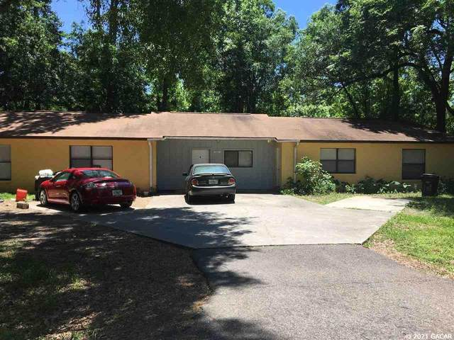4021,4013,4009 SW 37 Street, Gainesville, FL 32608 (MLS #447599) :: The Curlings Group