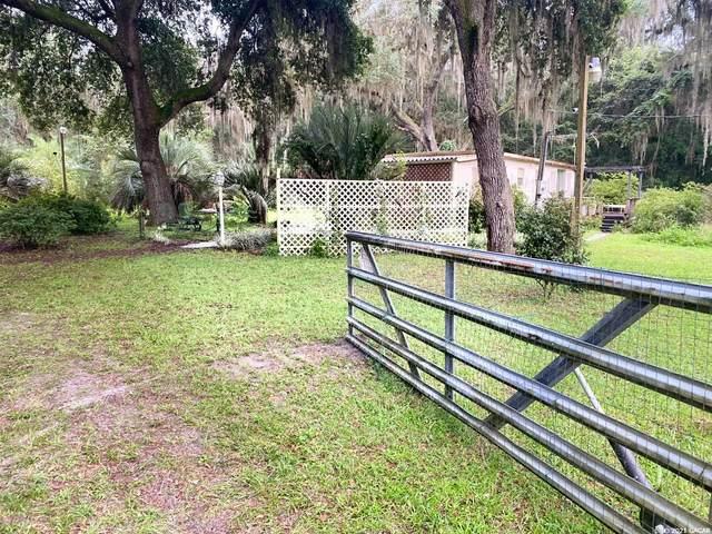 196 & 198 E Cowpen Lake Road, Hawthorne, FL 32640 (MLS #447612) :: Abraham Agape Group