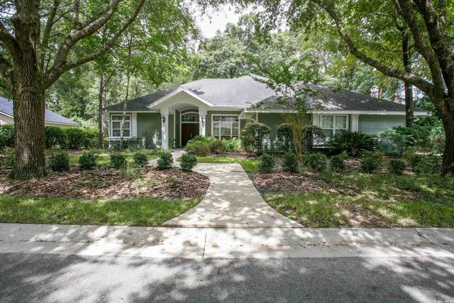 3128 SW 98TH Drive, Gainesville, FL 32608 (MLS #447774) :: Pepine Realty