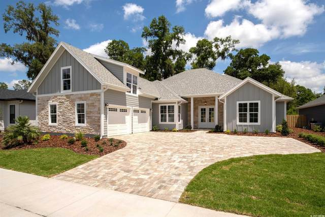3380 SW 103rd Street, Gainesville, FL 32608 (MLS #447788) :: The Curlings Group