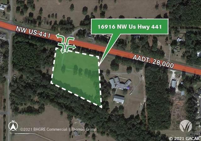 16916 NW Us Hwy 441, High Springs, FL 32643 (MLS #447792) :: Abraham Agape Group